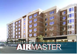 Airmaster Commercial Heating and Air Conditioning Work NJ